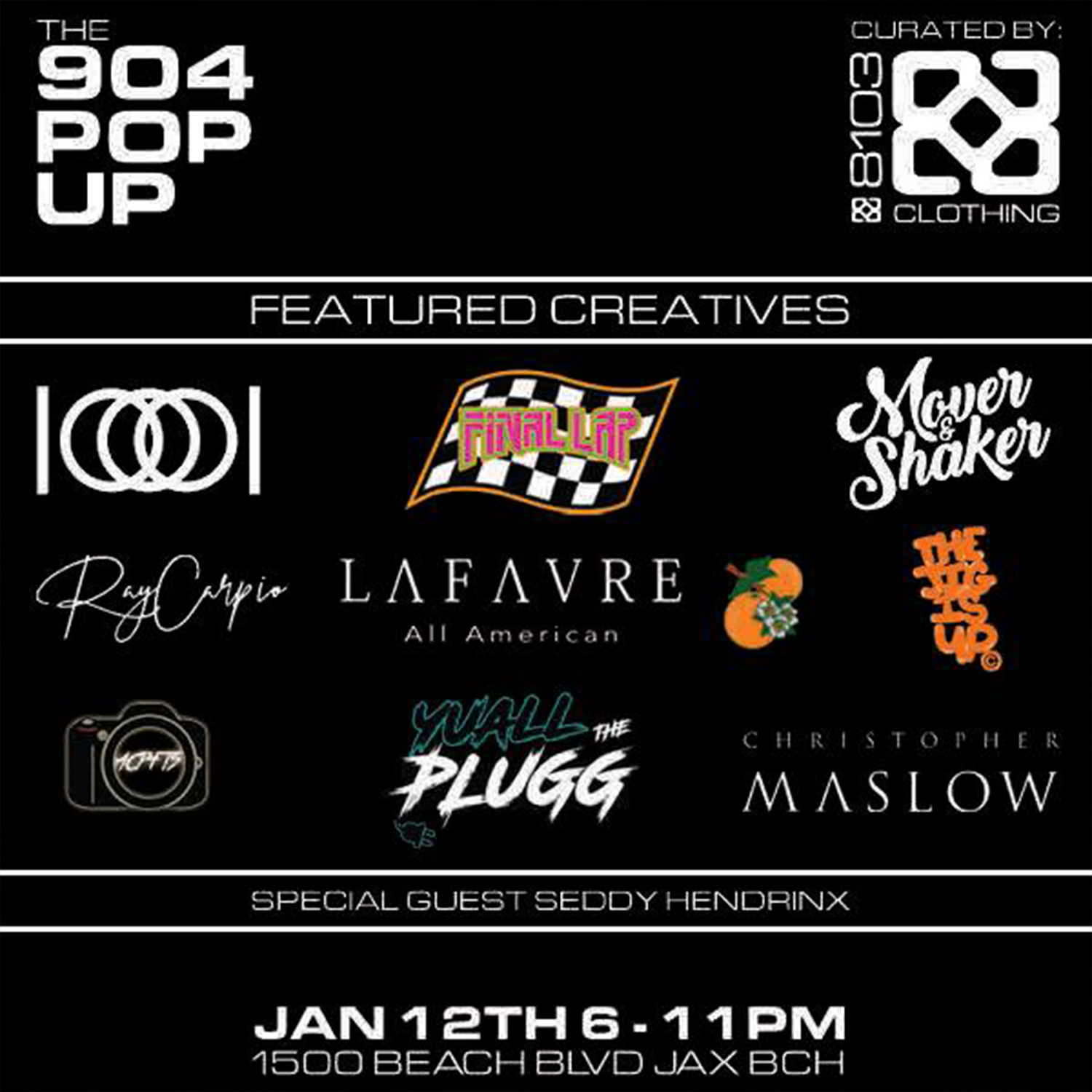 The 904 Pop-Up