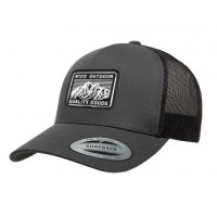 8103 Outdoors Trucker_Charcoal