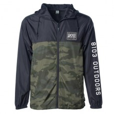 Outdoors Windbreaker_Camo/Black
