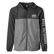 Outdoors Windbreaker_Black/Charcoal