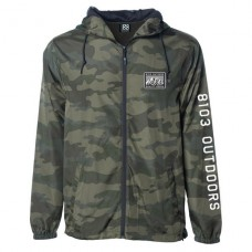 Outdoors Windbreaker_Camo