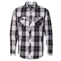 Black Label Plaid_BW