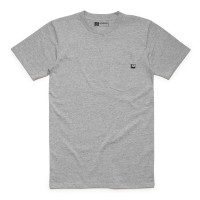 Black Label Pocket Tee_Heather