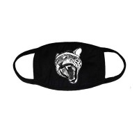 Jag Stache Facemask_Black/White