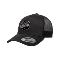 Nor Cal Trucker Hat_Black